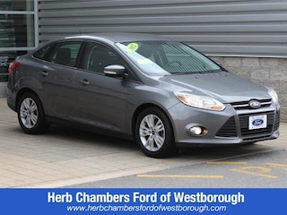 Bargain 2012 Ford Focus SE Sedan P8865C in Boston, MA