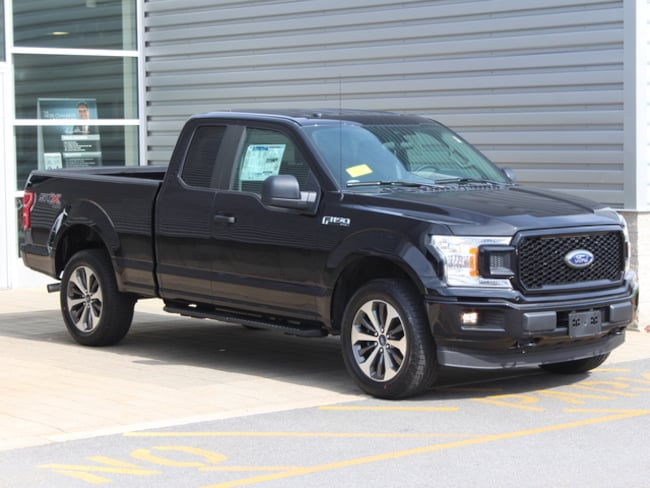New 2019 Ford F-150 Extended Cab Pickup for sale in Westborough MA