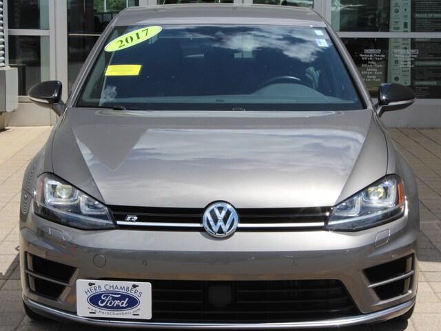 Pre-Owned 2017 Volkswagen Golf R near Westborough, MA | Near Boston,  Norwood, Lowell & Newton MA | VIN:WVWWF7AU6HW139772