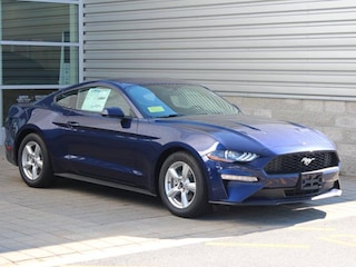 New Ford cars, trucks, and SUVs 2019 Ford Mustang Car for sale near you in Westborough, MA