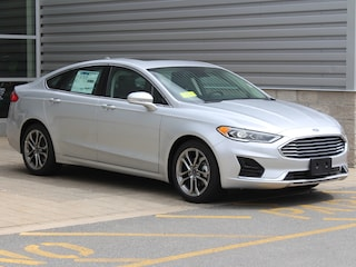 New Ford cars, trucks, and SUVs 2019 Ford Fusion SEL Car for sale near you in Westborough, MA
