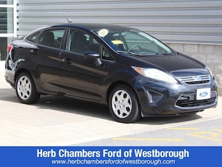Used vehicles 2011 Ford Fiesta SE Sedan for sale near you in Westborough, MA