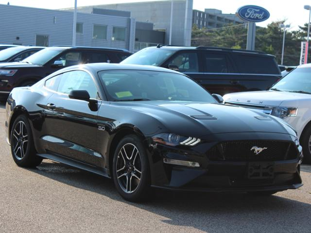 New 2019 Ford Mustang Car for sale in Westborough MA