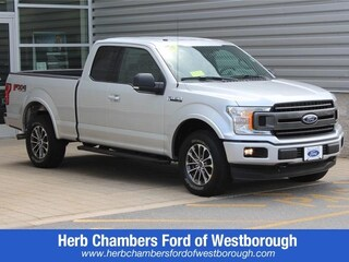 Used cars, trucks, and SUVs 2018 Ford F-150 XLT Truck SuperCab Styleside for sale near you in Westborough, MA