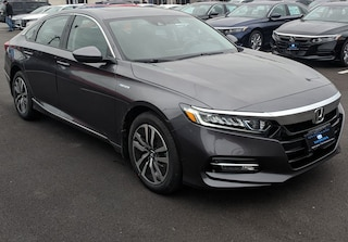 New 2019 Honda Accord Hybrid Sedan for sale near you in Boston, MA