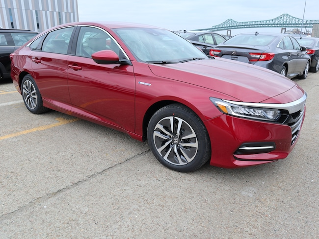 2019 Honda Accord Hybrid Base Sedan