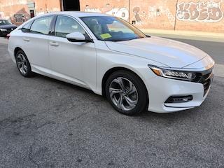 New Honda vehicles 2018 Honda Accord EX-L Sedan for sale near you in Boston, MA