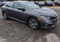 New 2019 Honda Civic LX Sedan in Boston