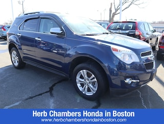 Pre-owned vehicles 2010 Chevrolet Equinox LTZ SUV BH21921XY for sale near you in Boston, MA