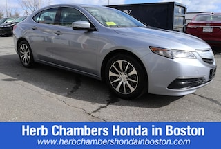 Used 2016 Acura TLX Sedan in Boston, MA