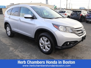 Certified Pre-Owned Honda vehicles 2014 Honda CR-V EX-L SUV BH74454A for sale near you in Boston, MA