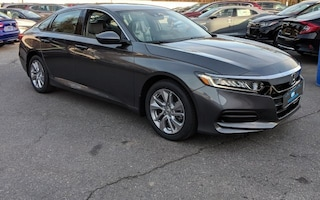 New 2019 Honda Accord LX Sedan Burlington MA