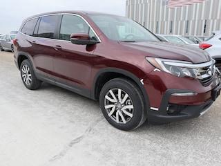 New Honda vehicles 2019 Honda Pilot EX-L AWD SUV for sale near you in Boston, MA