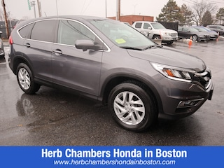 Certified Pre-Owned Honda vehicles 2016 Honda CR-V EX SUV BH21982 for sale near you in Boston, MA