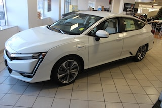 New 2018 Honda Clarity Plug-In Hybrid Touring Sedan Burlington MA