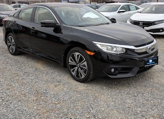 New 2018 Honda Civic LX Hatchback Burlington MA
