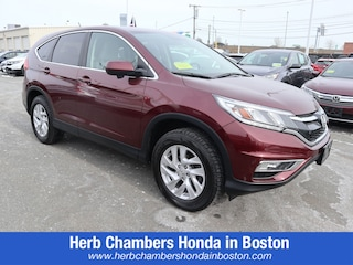 Certified Pre-Owned Honda vehicles 2016 Honda CR-V EX SUV BH21983 for sale near you in Boston, MA