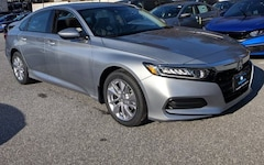New 2019 Honda Accord LX Sedan in Boston