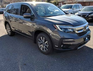 New Honda vehicles 2019 Honda Pilot EX AWD SUV for sale near you in Boston, MA