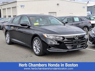 New 2021 Honda Accord LX 1.5T Sedan for sale near you in Boston, MA