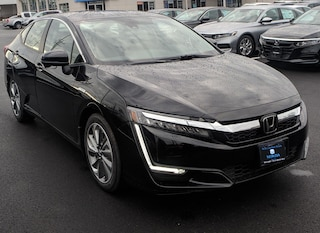 New Honda vehicles 2018 Honda Clarity Plug-In Hybrid Touring Sedan for sale near you in Boston, MA