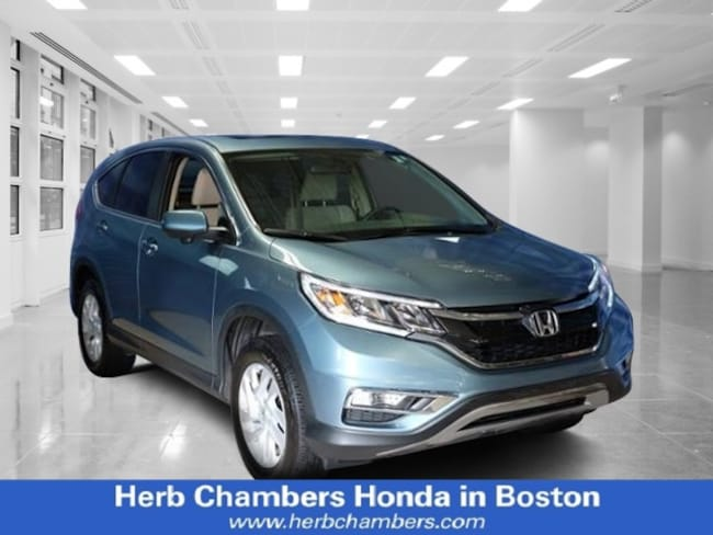 Certified Pre-Owned Honda vehicle 2016 Honda CR-V EX SUV for sale near you in Boston, MA