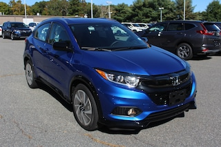 New Honda vehicles 2019 Honda HR-V Sport AWD SUV for sale near you in Boston, MA