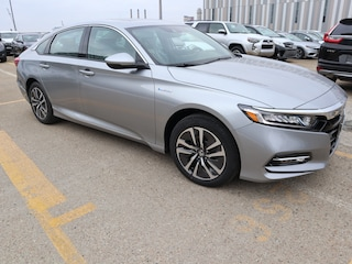 New 2019 Honda Accord Hybrid EX-L Sedan Burlington MA