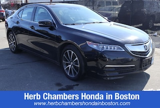 Used 2016 Acura TLX V6 Tech Sedan in Boston, MA