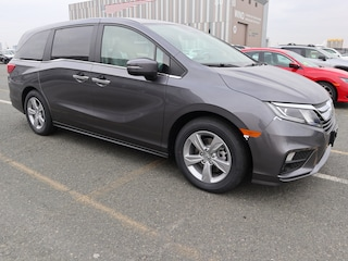 New Honda vehicles 2019 Honda Odyssey EX-L Van for sale near you in Boston, MA