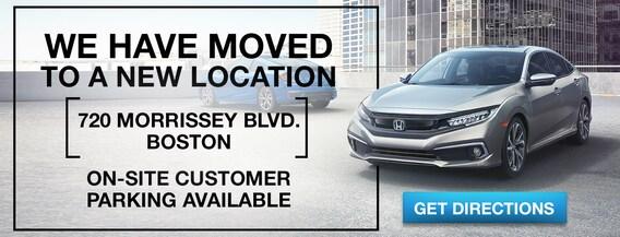 Honda Of Boston >> Herb Chambers Honda In Boston Honda Dealer In Boston Ma