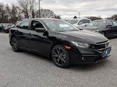 New 2019 Honda Civic Sport Coupe in Boston