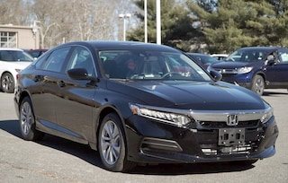 New 2019 Honda Accord LX Sedan for sale near you in Burlington MA