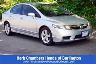 Bargain  2011 Honda Civic LX-S Sedan HP63971 for sale near you in Burlington, MA