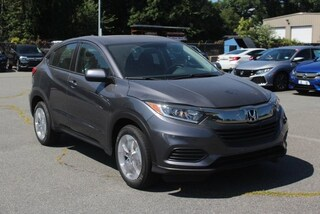 New 2019 Honda HR-V LX AWD SUV for sale near you in Burlington MA
