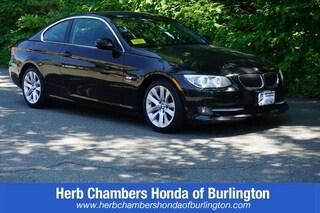 Used 2013 BMW 328i xDrive 328i Xdrive Coupe near Boston, MA