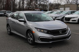 New 2019 Honda Civic LX Sedan near Boston