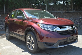 New 2019 Honda CR-V LX AWD SUV for sale near you in Burlington MA