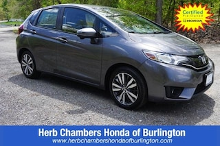 Certified Pre-Owned 2016 Honda Fit EX Hatchback HP6415 for sale near you in Burlington MA