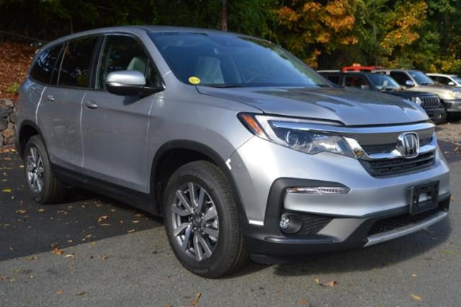 New 2019 Honda Pilot EX-L AWD SUV for sale in Burlington, MA