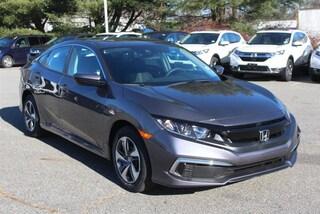 New 2019 Honda Civic LX Sedan for sale near you in Burlington MA