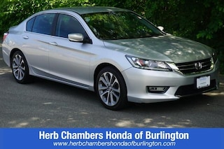 Certified Pre-Owned 2013 Honda Accord Sport Sedan HP6458 for sale near you in Burlington MA