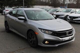 New 2019 Honda Civic Sport Sedan for sale near you in Burlington MA