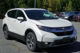 New 2019 Honda CR-V EX AWD SUV for sale near you in Burlington MA
