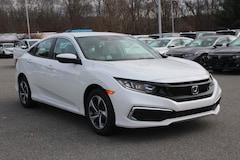 New 2019 Honda Civic LX Coupe Seekonk, MA
