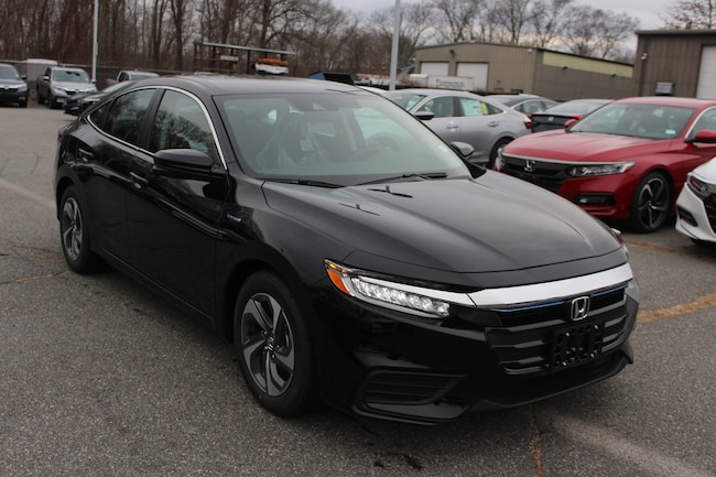 New 2019 Honda Insight EX Sedan in Seekonk, MA