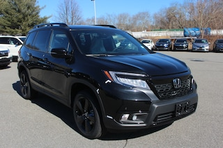 New 2019 Honda Passport Elite SUV Seekonk, MA