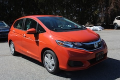 New 2019 Honda Fit LX Hatchback Seekonk, MA