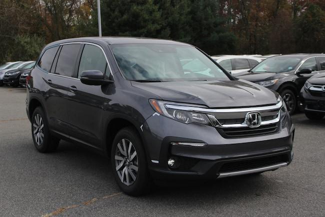New 2019 Honda Pilot EX-L AWD SUV in Seekonk, MA