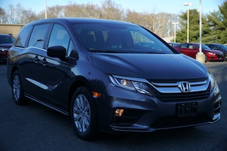 New 2019 Honda Odyssey LX Van for sale near you in Seekonk, MA